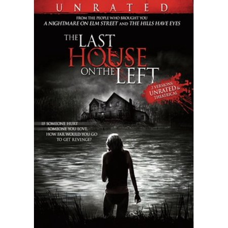 The Last House on the Left (DVD) (House Party 4 Down To The Last Minute)