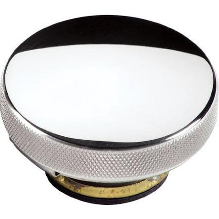 Billet Specialties 75120 16 Lb. Polished Plain Radiator Cap