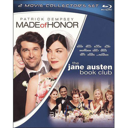 Made Of Honor / Jane Austen Book Club (Blu-ray) (Widescreen)