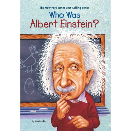 Albert Einstein Photograph - Who Was Albert Einstein?