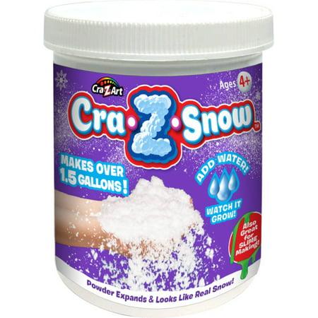 Cra-Z-Art Cra-Z-Snow Instant Snow