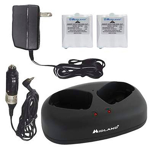 Midland Battery and Charger Pack