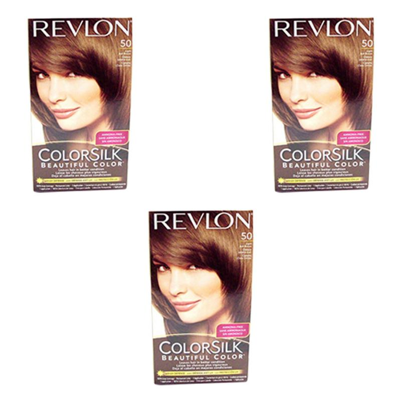 Revlon Hair Color Light Ash Brown Image Of Hair Salon And Hair Color