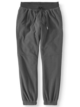 Russell Men's and Big Men's Microfleece Pants, up to Size 5XL