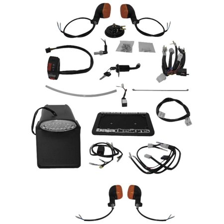 Baja Designs 12-1430 DSK Dual Sport Kit without - Baja Kit