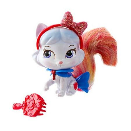 Disney Princess Palace Pets - Furry Tail Friends Doll - Snow White's Kitty, (Disney Princess Palace Pets Furry Tail Friends)