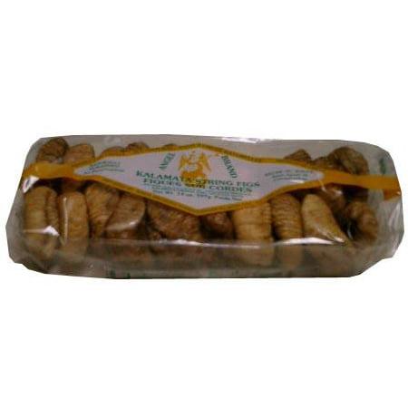 Dried Figs, Kalamata, (Dragonas) 400g - Crystal Figs