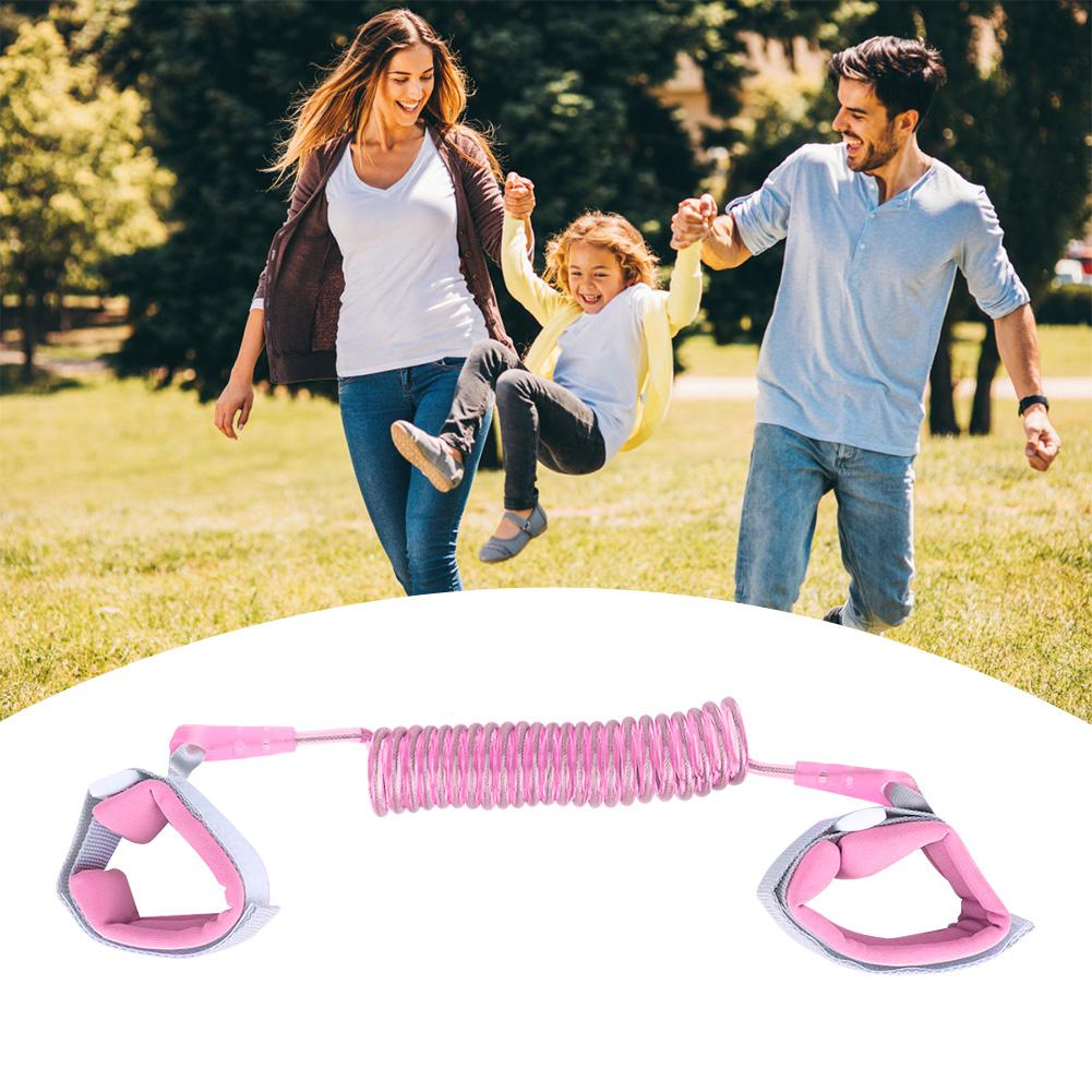 VBESTLIFE Kids Safety Anti Lost Wrist Leash Baby Child Toddler Walking Wristband Elastic Link, Child Safety Leash,Kids Safety Leash