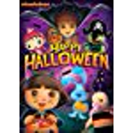 Nick Jr. Favorites: Happy Halloween (Full Frame) - Favorite Movie Characters Halloween