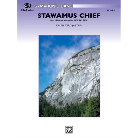 Stawamus Chief - By Ralph Ford