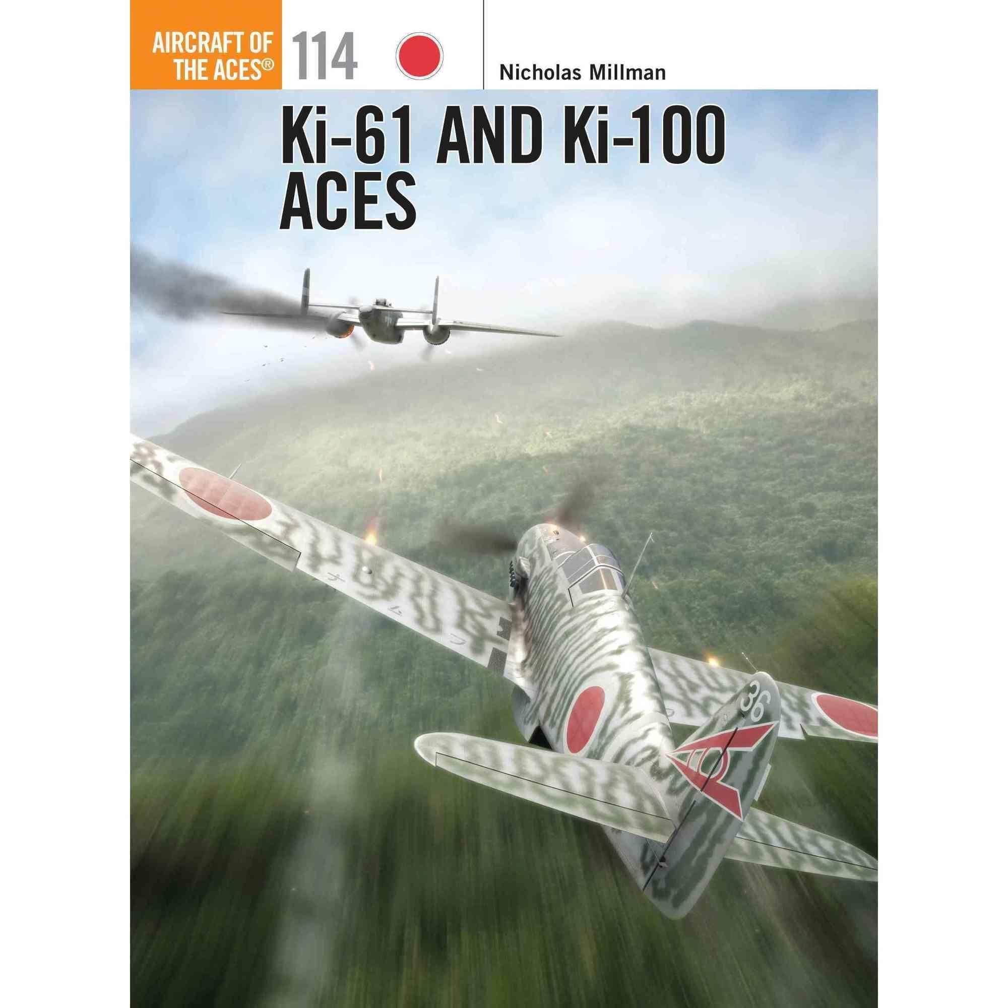 Image of Ki-61 and Ki-100 Aces