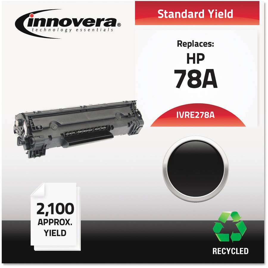 Innovera Remanufactured CE278A (78A) Laser Black Toner Cartridge