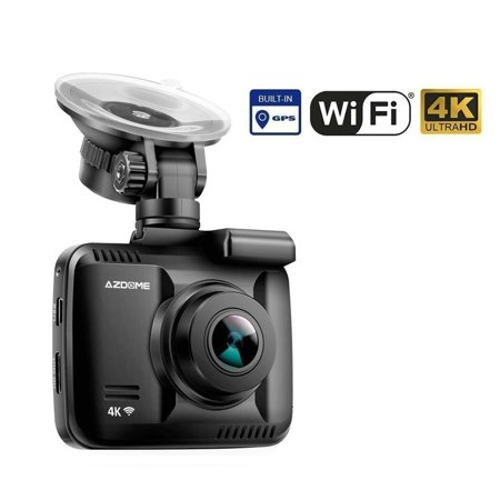 AZDOME GS63H Car DVR Recorder Dash Cam 4K Built-in GPS WiFi Dual Rear Lens Vehicle Camera Camcorder Night Vision Camera - image 7 of 7