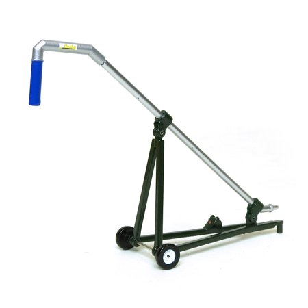 1 64th Husky Pipe Cart Metal with Rubber wheels