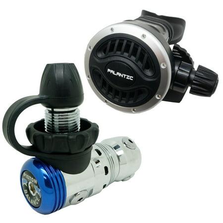 - Scuba Diving Palantic AS103 DIN Regulator Adjustable Second Stage w/ 27