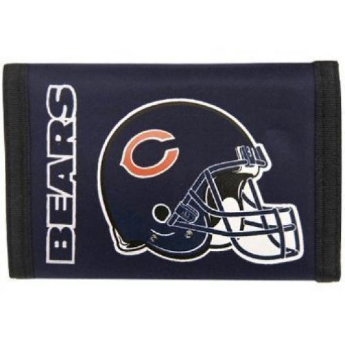Chicago Bears Nylon Wallet