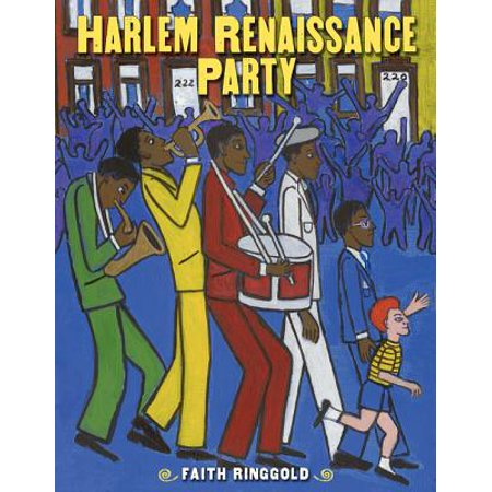 Harlem Renaissance Party - Party City In Harlem