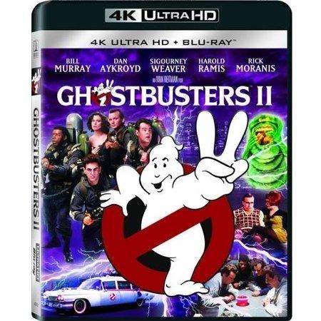Ghostbusters Ii  4K Ultrahd   Blu Ray   With Instawatch