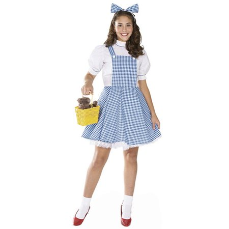 Funny Costumes For Teens (Dorothy Teen Costume)