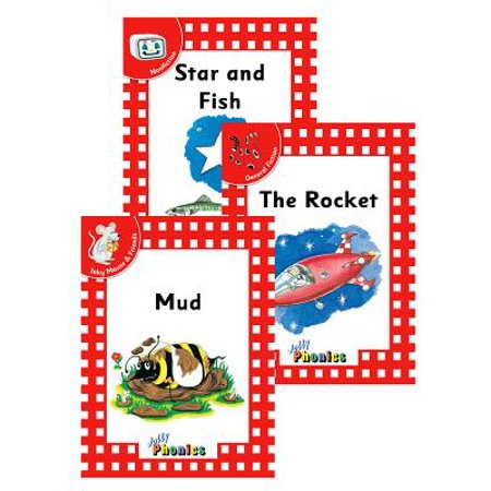 Jolly Phonics Readers Level 1, Complete Set (in Print
