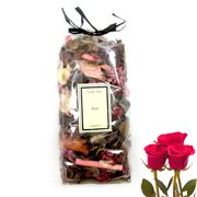 Rose Petals Potpourri Aroma Scented Decoration Bathroom Kitchen Living Room 4 Oz