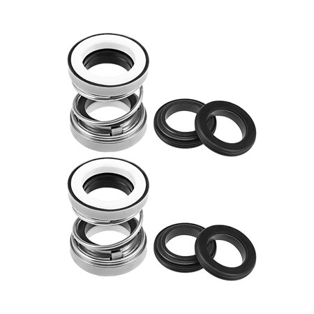 Mechanical Shaft Seal Replacement for Pool Spa Pump 2pcs 202-22 - image 3 of 3