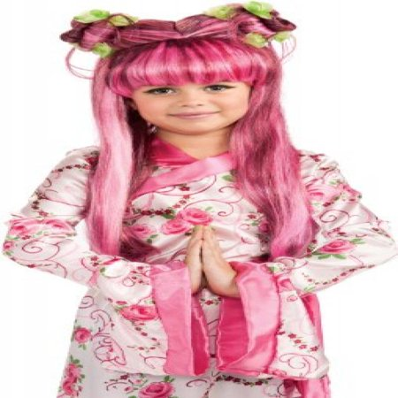 Rubies Child's Asian Princess Costume Wig - Asian Princess Costume