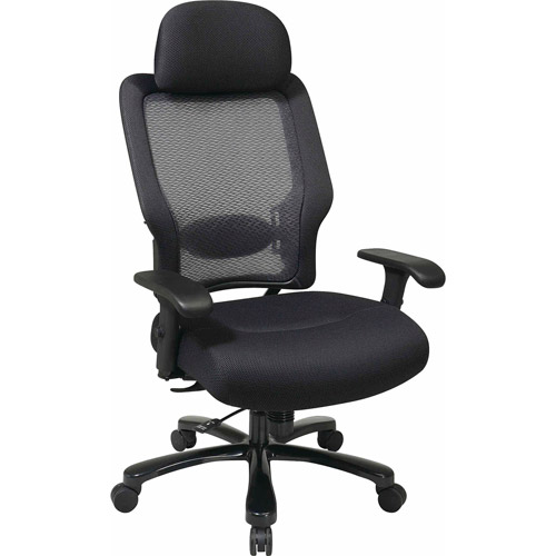 SPACE Big and Tall Professional AirGrid® Chair