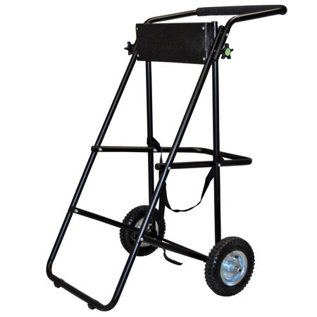 Outboard motor cart engine stand with folding handle for Fishing carts walmart