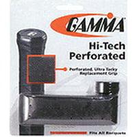 GAMMA Hi-Tech Perforated Replacement Grip
