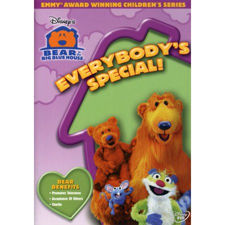 Bear in the Big Blue House: Everybodyâ s Special