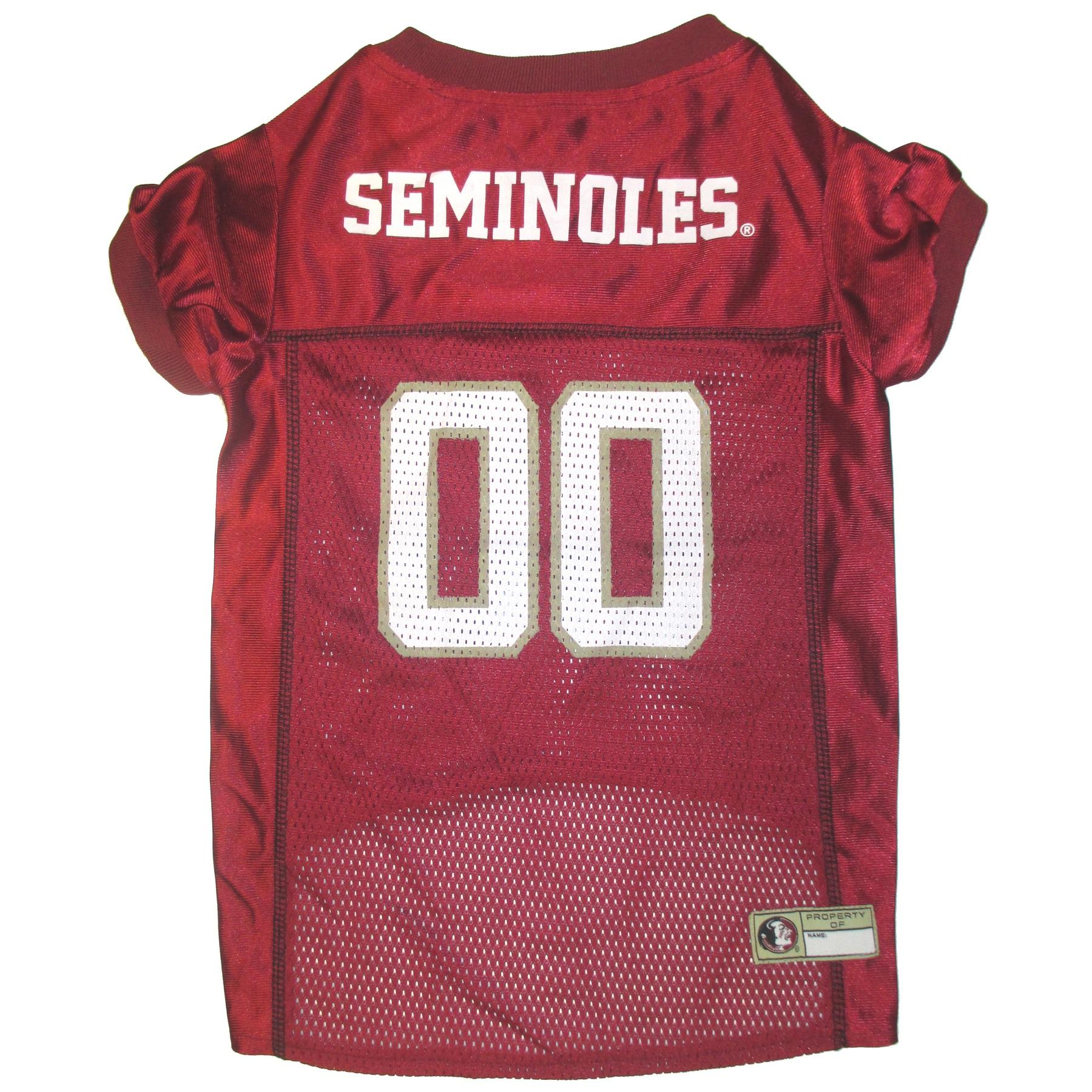 Florida State University Mesh Football Jersey