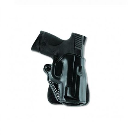 Galco Leather Speed Paddle Holster FN Black RH SPD458B