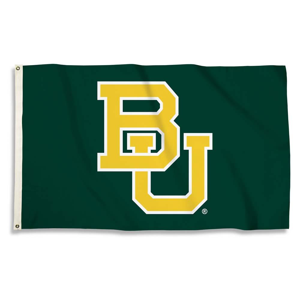 Baylor Bears 3 Ft. X 5 Ft. Flag W/Grommets (F)