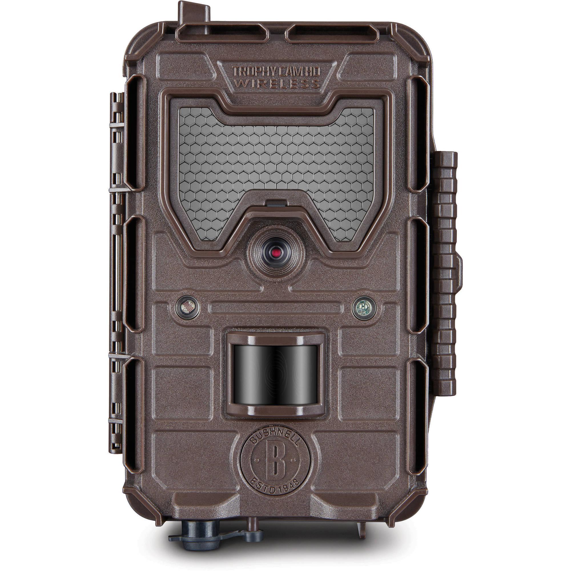 Bushnell Trophy Cam HD Aggressor, Wireless, 14MP by Bushnell