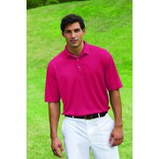 2000 Performance Polo Shirt-Red-4XL