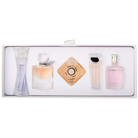 Lancome La Collections de Parfums 5-Piece Mini Variety Set for - Womens Designer Variety Set
