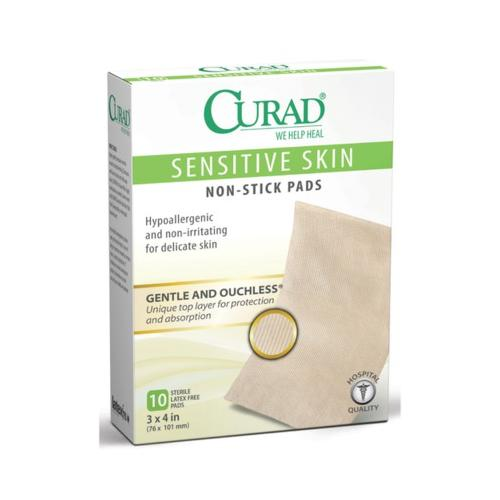 CURAD Sensitive Skin Bandages,No CUR47391