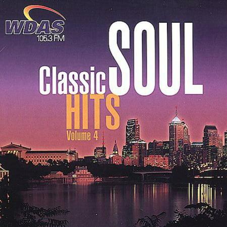 Classic Soul Hits 4: Wdas FM / (Classic Soul Hits)