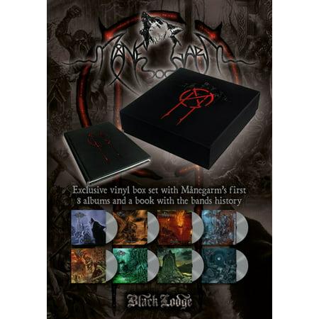 8LP Boxset + Book (Vinyl)