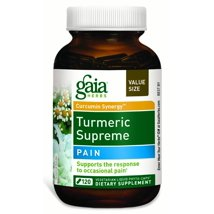 Vitamins & Supplements: Gaia Herbs Turmeric Supreme Pain
