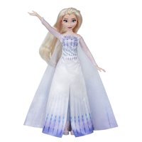 "Disney Frozen 2 Musical Adventure Elsa Doll, Sings ""Show Yourself"""