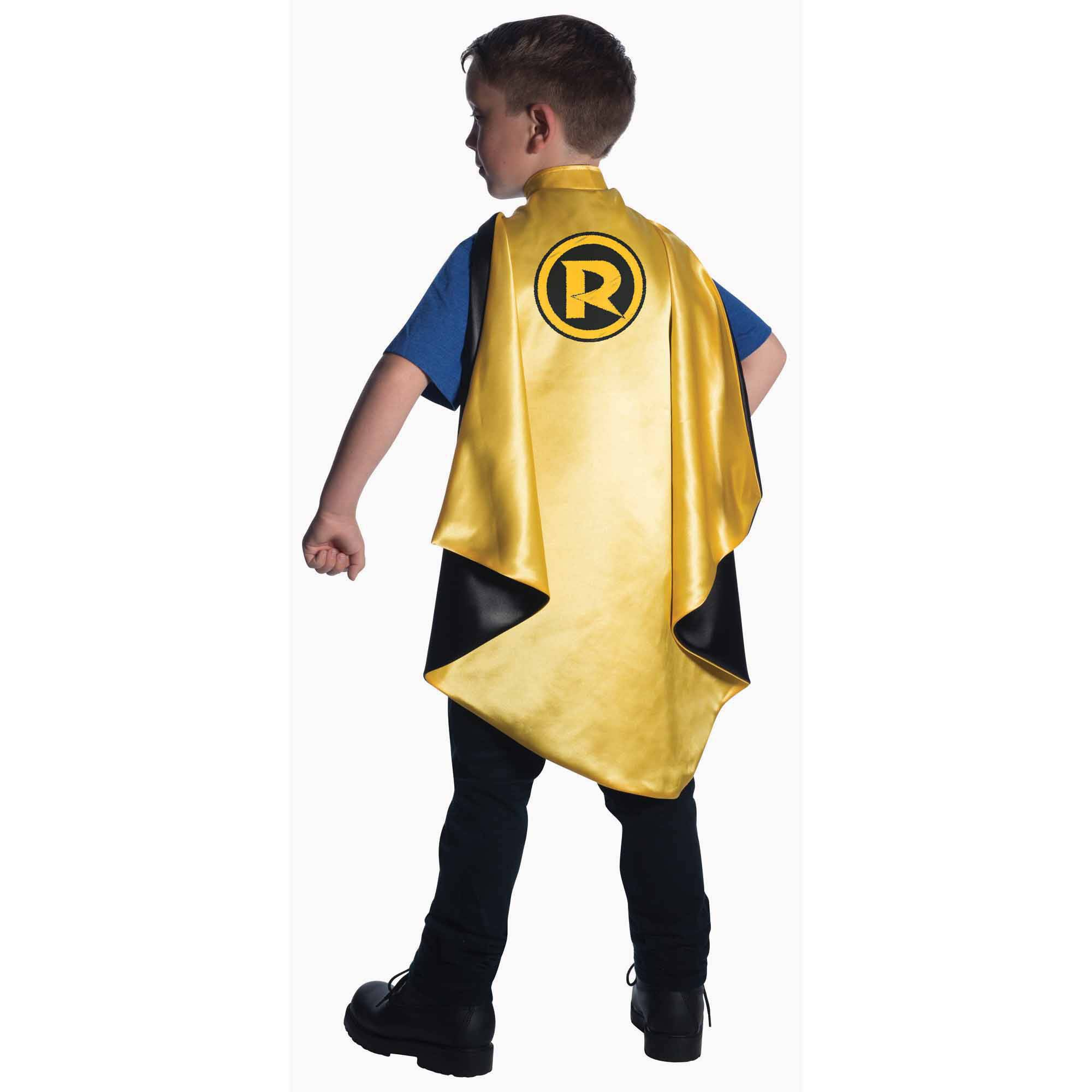 Robin Deluxe Cape Child Halloween Accesosory
