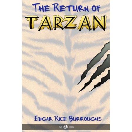 The Return of Tarzan - eBook](Tarzan Adult)