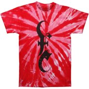 Emmure Men's  E Logo Tie Dye T-shirt Multi