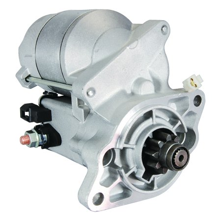 - EMS Global Direct Premium New Starter Replaces Kubota 37560-63010, 37560-63011, 37560-63012