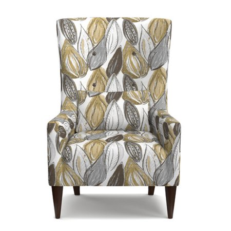Handy Living Venecia Shelter High Back Wing Chair