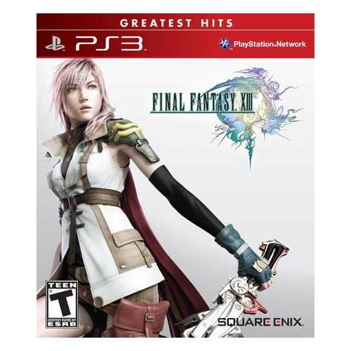 Final Fantasy XIII, Square Enix, PlayStation 3, 662248910017