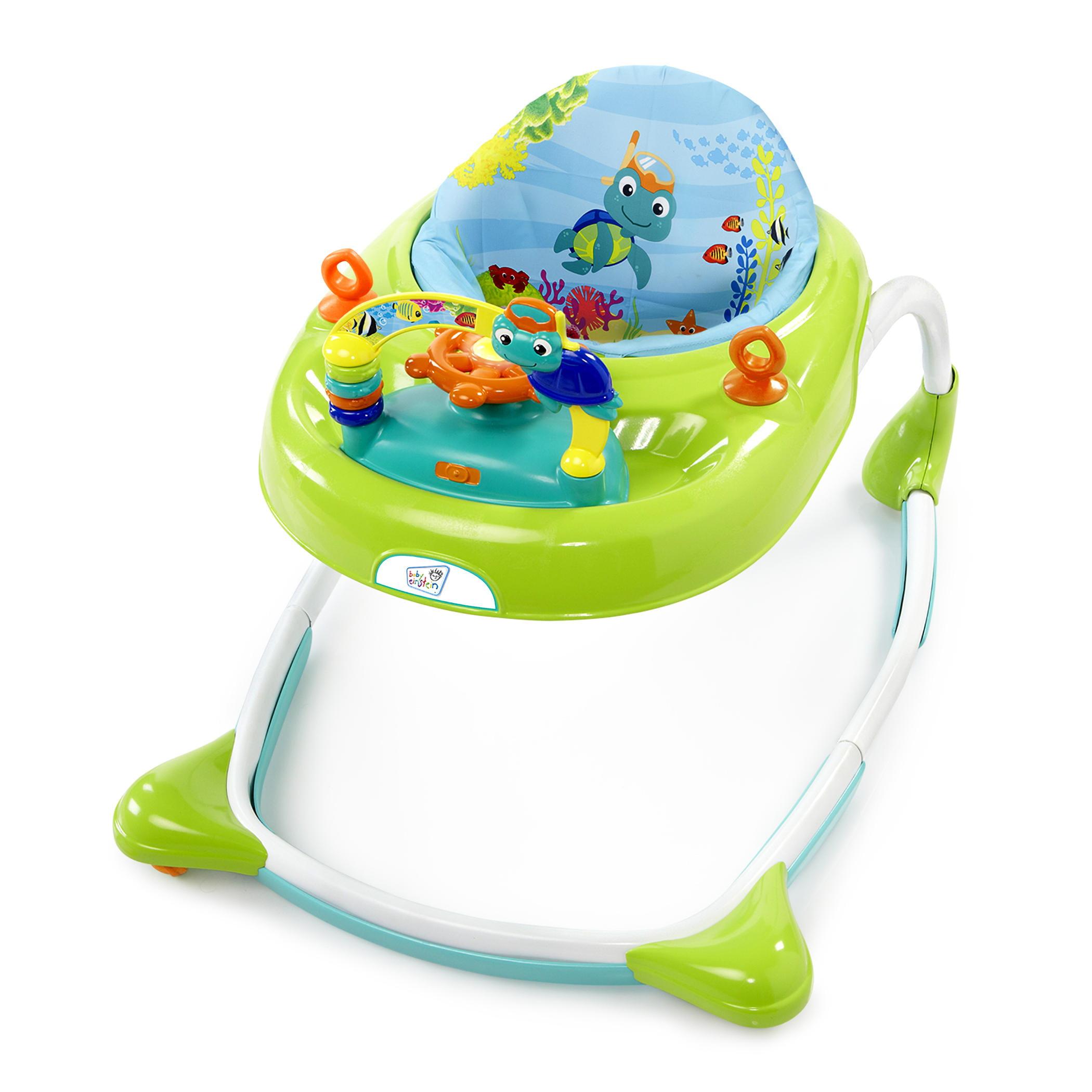 Baby Einstein Baby Neptune Ocean Explorer Walker - Walmart ...