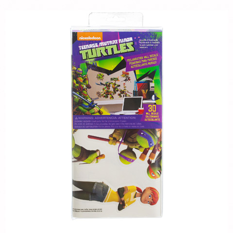 RoomMates TMNT Wall Decals 1 set Made in USA
